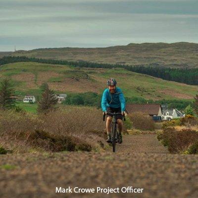 Mark Crowe Skye Cycle Network